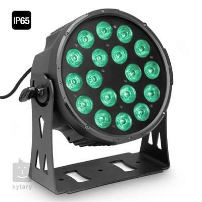 CAMEO FLAT PRO 18 IP65 (použité) LED PAR reflektor