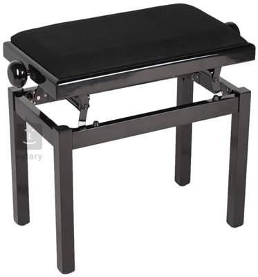 STAGG PB39 BKP VBK Klavírní stolička
