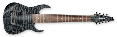 IBANEZ RG9QM-BI Elektrická devítistrunná kytara