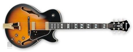 IBANEZ GB10SE-BS Semiakustická kytara