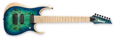 IBANEZ RGDIX7MPB-SBB Elektrická sedmistrunná kytara