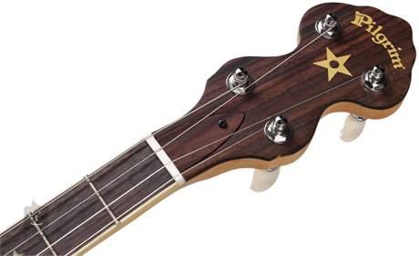 PILGRIM VPB09T Tenorové banjo