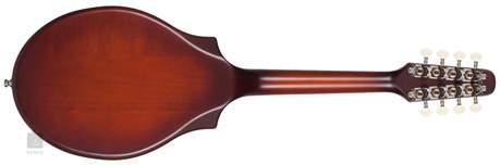 SEAGULL S8 Mandolin Burnt Umber Akustická mandolína
