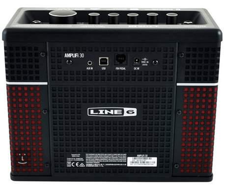 LINE 6 AMPLIFi 30 Kytarové modelingové kombo