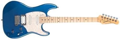 GODIN Session Desert Blue HG MN LTD Elektrická kytara