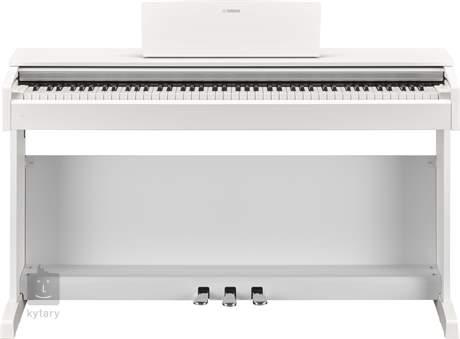 YAMAHA YDP-143 WH Digitální piano