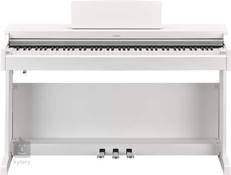 YAMAHA YDP-163 WH Digitální piano