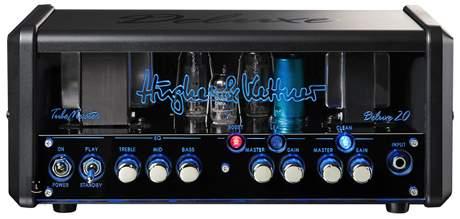 HUGHES & KETTNER TubeMeister Deluxe 20 Kytarový lampový zesilovač