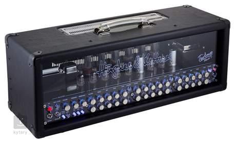 HUGHES & KETTNER Triamp MKIII 100 Watt Dual 3 Channel Tube Head Kytarový lampový zesilovač