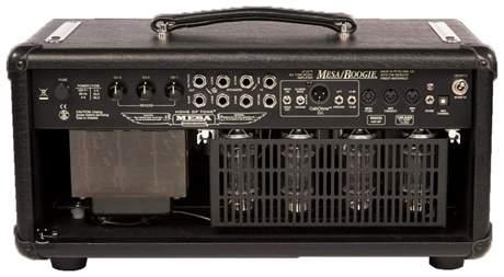 MESA BOOGIE JP-2C John Petrucci Signature Kytarový lampový zesilovač