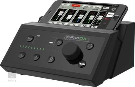 MACKIE ProDX4 Mixážní pult s dálkovým řízením