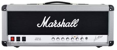 MARSHALL 2555X Silver Jubilee Kytarový lampový zesilovač