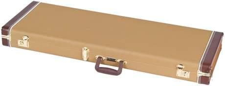 FENDER Pro Series Case - Tweed Strat/Tele Kufr pro elektrickou kytaru