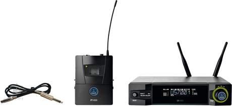 AKG WMS4500 Instrumental BD1 Bezdrátový set s klopovým mikrofonem