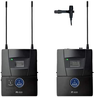 AKG PR4500 PT Set BD8 Bezdrátový reportážní set s mikrofonem