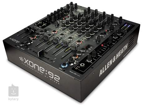 ALLEN&HEATH XONE:92 Storm Grey DJ mixpult
