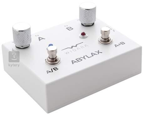 WIDARA ABYLAX White Signálový přepínač