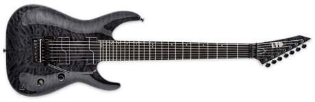 ESP LTD BUZ-7 QM STBLKS Elektrická sedmistrunná kytara