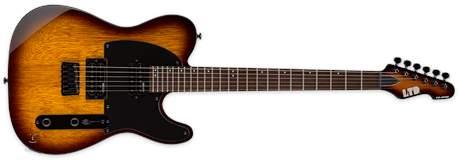 ESP LTD TE-200 Rosewood TSB Elektrická kytara