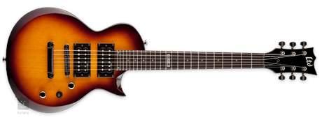 ESP LTD EC-JR KIT 2TSB Dětská elektrická kytara