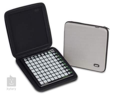 UDG Creator Novation Launchpad Hardcase Silver Hardcase
