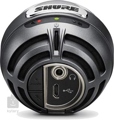 SHURE MV5-LTG USB kondenzátorový mikrofon