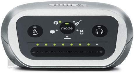 SHURE MVI USB zvuková karta