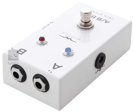 WIDARA A/B Box White Signálový přepínač