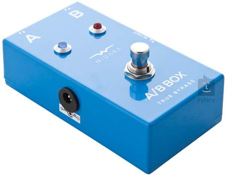 WIDARA A/B Box Blue Signálový přepínač