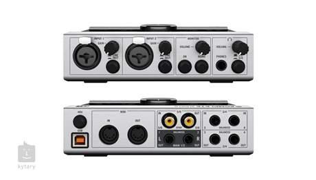 NATIVE INSTRUMENTS Komplete Audio 6 USB zvuková karta