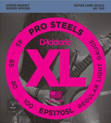 D'ADDARIO EPS170SL Struny pro baskytaru