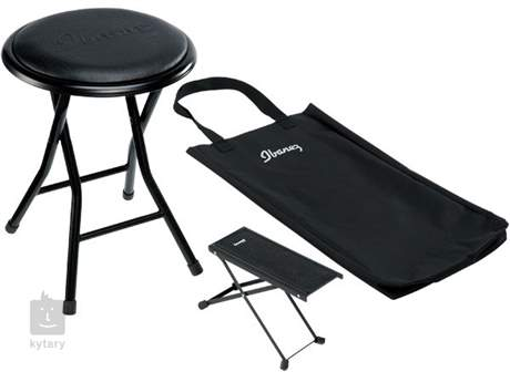 IBANEZ ICC50FFR Kytarová stolička + podnožka