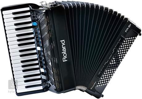 ROLAND FR 3X BK Digitální akordeon, V-Accordion