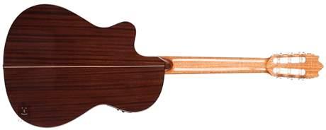 ALHAMBRA 3 C-CW-E1 Klasická elektroakustická kytara