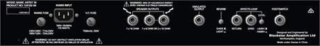 BLACKSTAR Artist 30 Combo (rozbalené) Kytarové lampové kombo