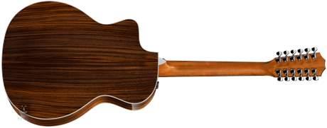 TAYLOR 254ce-DLX Dvanáctistrunná elektroakustická kytara