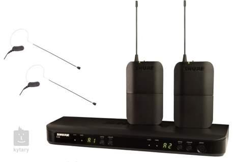 SHURE BLX188E/MX53 M17 Duální bezdrátový set