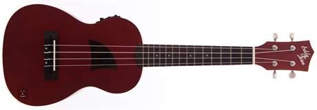 EDDY FINN EF-1CE Elektroakustické ukulele
