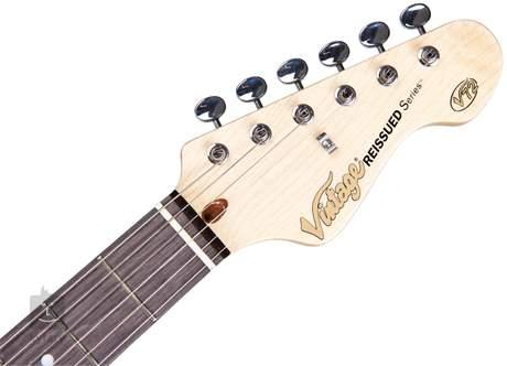 VINTAGE V72HFTB Elektrická kytara