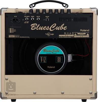 ROLAND Blues Cube Hot Kytarové tranzistorové kombo