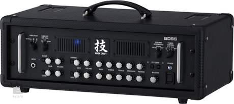 BOSS WAZA Amp Head Kytarový tranzistorový zesilovač