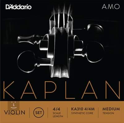 D'ADDARIO Kaplan Amo KA310 4/4M Houslové struny