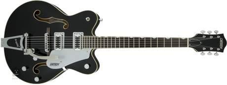 GRETSCH G5422T Electromatic Bigsby BK Semiakustická kytara