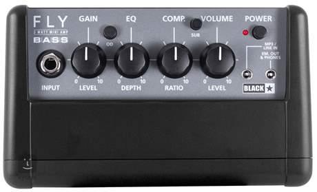 BLACKSTAR Fly Bass Pack Baskytarové tranzistorové kombo s reproboxem