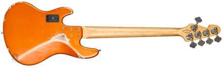 SANDBERG California II TM5 OR HA RW DI Elektrická baskytara