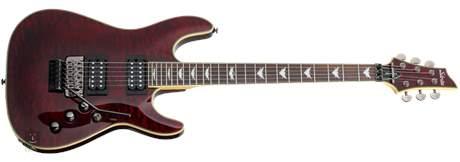 SCHECTER Omen Extreme-6 FR BCH (použité) Elektrická kytara