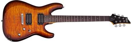 SCHECTER C-6 Plus VSB Elektrická kytara