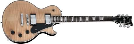 SCHECTER Solo-II Custom GNAT/BLK Elektrická kytara