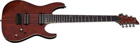 SCHECTER Banshee Elite-7 CEP Elektrická sedmistrunná kytara