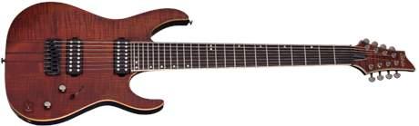 SCHECTER Banshee Elite-8 CEP Elektrická osmistrunná kytara